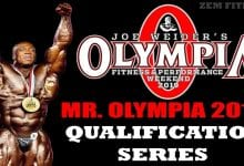 Mr. Olympia Results,