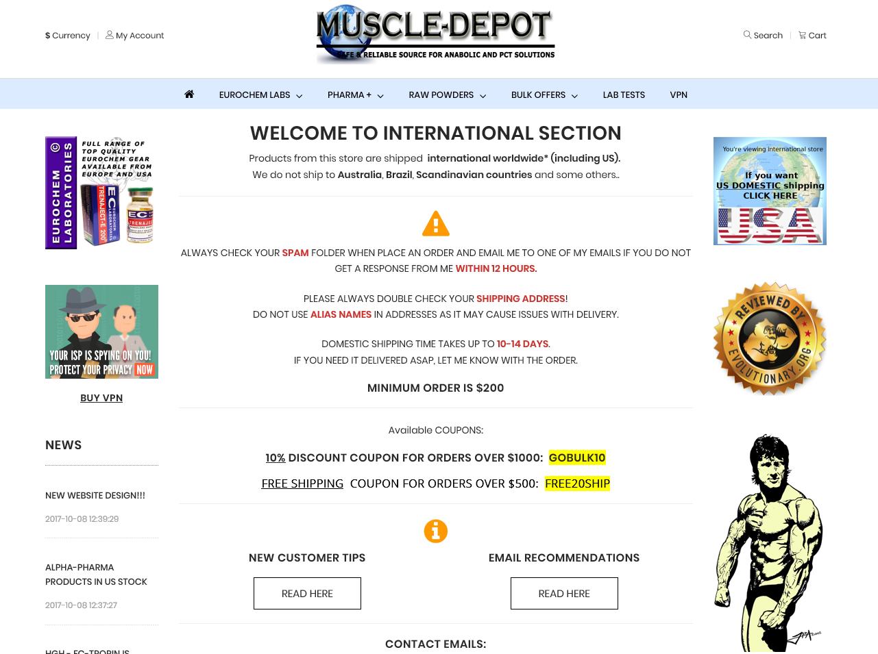 Muscle-Depot