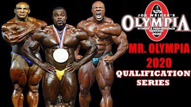 2020 Mr Olympia Postponed