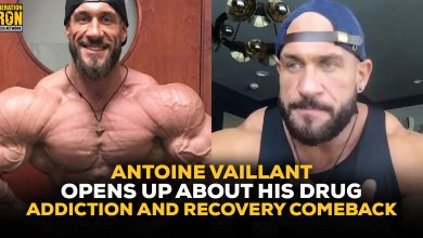 Antoine Vaillant Opens Up About His Drug Addiction & Recovery