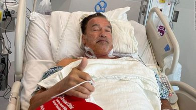 Arnold Schwarzenegger Undergoes His Second Heart Surgery