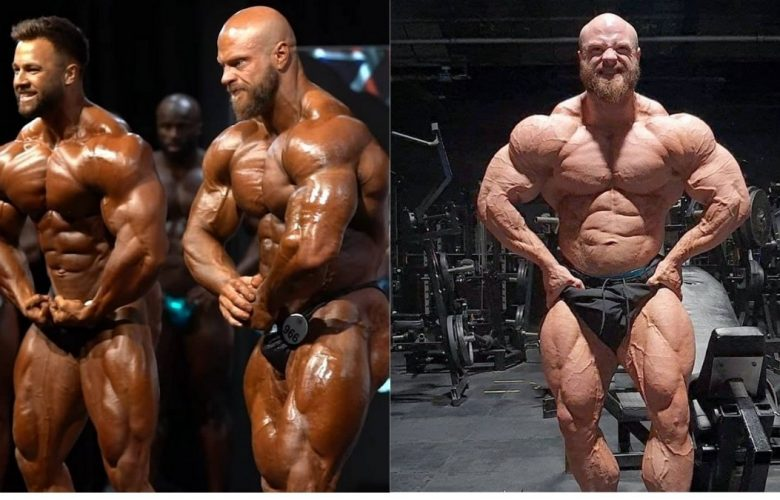 James Hollingshead Decides to Sit Out 2020 Mr. Olympia