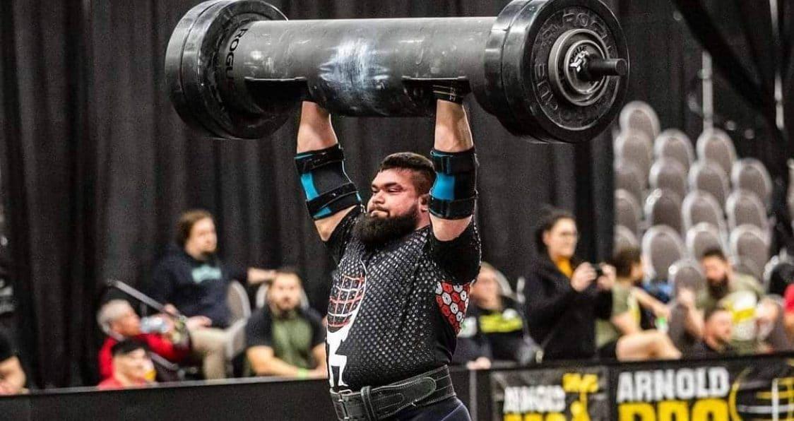 America's Strongest Man 2021